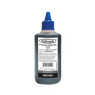 Fullmark Dedicated for Brother Printer Inkjet Refill Ink - 100ml (Cyan)