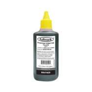 Fullmark Dedicated for Brother Printer Inkjet Refill Ink - 100ml (Yellow)