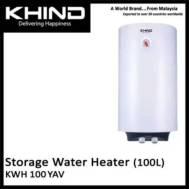 KHIND 100L Storage Water Heater - ECO Series (KWH-100YAV)