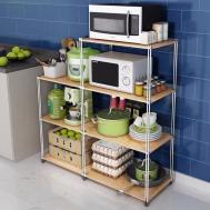 Stella's Choice Organization Shelves 120x37x115cm (SOSC-011)
