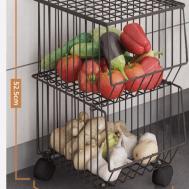 Stella's Choice Organization Shelves 40x27x53cm (SOSC-019)