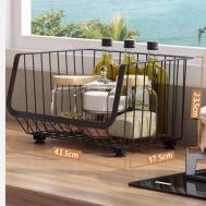 Stella's Choice Organization Shelves 37x41x23cm (SOSC-023)