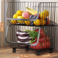 Stella's Choice Organization Shelves 37x41x47cm (SOSC-024)