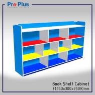 Pro Plus Book Shelf Cabinet (BS-1953075)