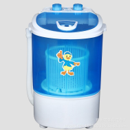 Selfiee Mini Washing Machine (Blue)