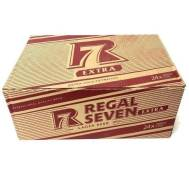 Regal Seven Extra Lager Beer 500ml (Red) (24-Can)