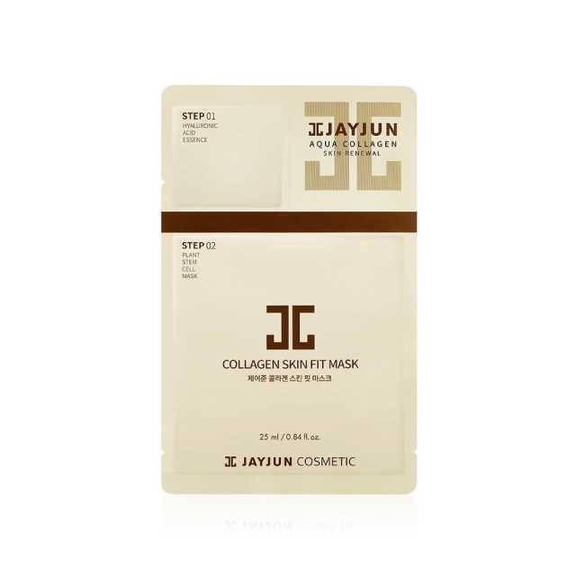 JAYJUN Collagen Skin Fit 2 Steps Mask