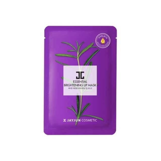 JAYJUN Essential Brightening Up Mask (Buy 3 Pcs (3,000ks Mask)>> Get Aloe pink Mask( 1 ) pcs)