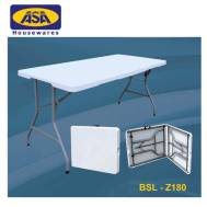 ASA 6' Rectangle Folding Half Table BSL-Z180