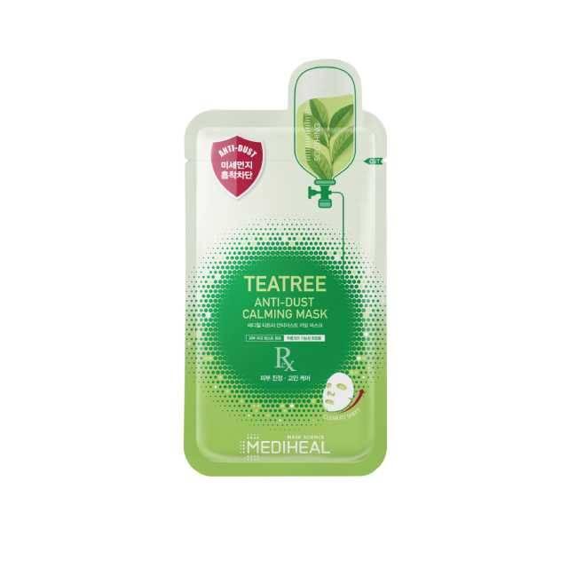 Mediheal Tea tree Anti-Dust Calming Mask