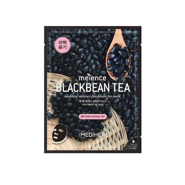 Mediheal Blackbean Tea Mask(Buy 10,000 ks >> Get Tea Tree Care Soluction Mask( 1 ) Pcs)