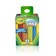 Crayola 12 ct. Washable Sidewalk Chalk Pack (510012)(CRA0041)