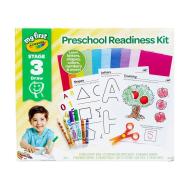 Crayola My First Crayola Preschool Readiness Kit (811459) (CRA0046)