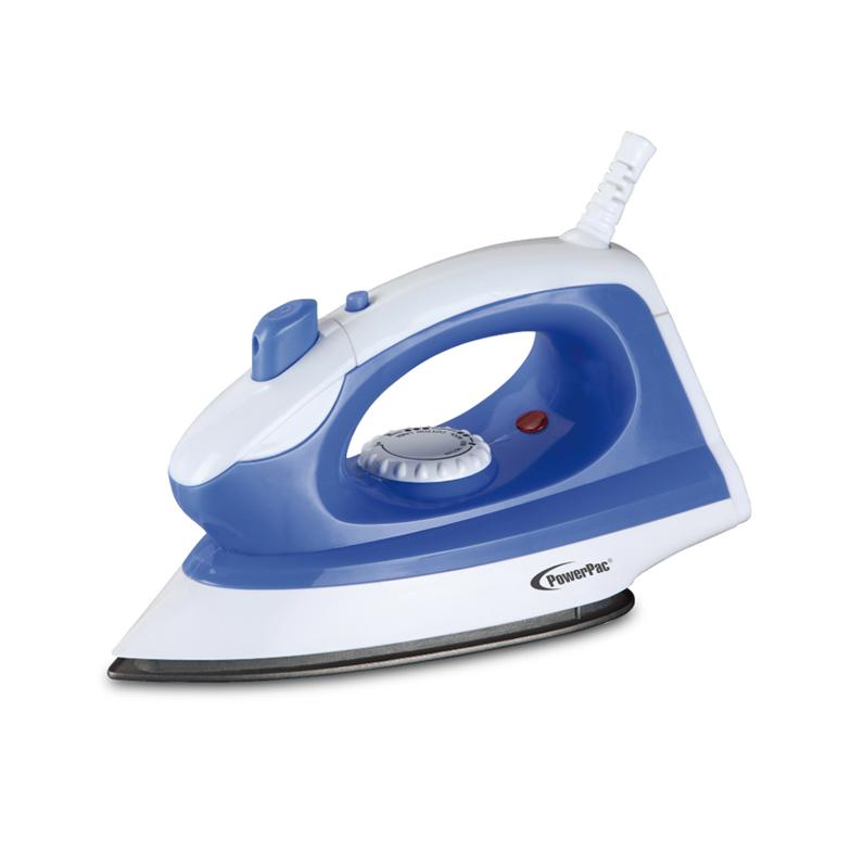 PowerPac Steam & Spray Iron with Non-Stick Sole Plate (PPIN1000)