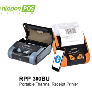 Nippon Thermal Portable Bluetooth Printer (RPP300)