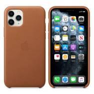 Apple iPhone 11 Pro (Leather Case)