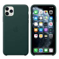 Apple iPhone 11 Pro Max (Leather Case)