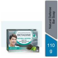 Betadine BARSOAP black 110g