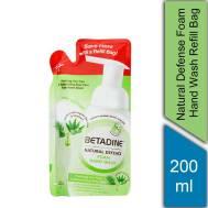 Betadine Foaming Hand Wash Refill (Tea Tree) 200 ml
