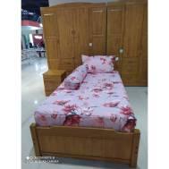 KCC (3pcs) Fitted Single Bedsheet Design 2