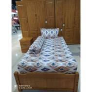 KCC (3pcs) Fitted Single Bedsheet Design 3