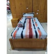 KCC (3pcs) Fitted Single Bedsheet Design 4