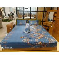 KCC (5pcs) Fitted Double Sheet Design 1