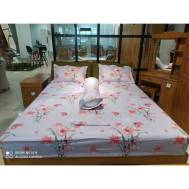 KCC (5pcs) Fitted Double Sheet Design 2