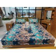 KCC (5pcs) Fitted Double Sheet Design 3