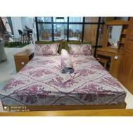 KCC (5pcs) Fitted Double Sheet Design 6