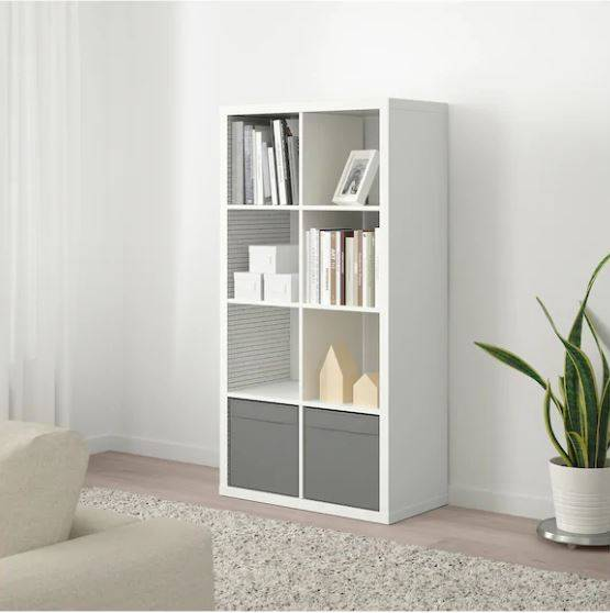 IKEA KALLAX (Shelving unit - 8) (504.284.48)