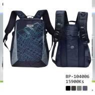 TRI Backpack - Black (BP-104006)
