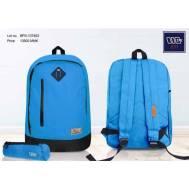 TRI Small Backpack - Light Blue ( BPS - 107402 )