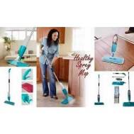 Home Sweet Home Water Spray Mop Blue