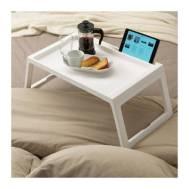 IKEA KLIPSK (Bed tray, white) (102.890.86)