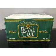 Royal Club Special Finest Whisky 35Cl (24-bot)