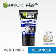GARNIER MEN POWER WHITE SUPER DUO FOAM 100ML