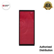 WONDER HOME Single Door Defrost Red Glass Door Refrigerator 200L (WHF-DF-S200L)