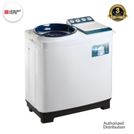 WONDER HOME Semi Auto Twin Tub Washing Machine 11 KG (WH-WM-D11)