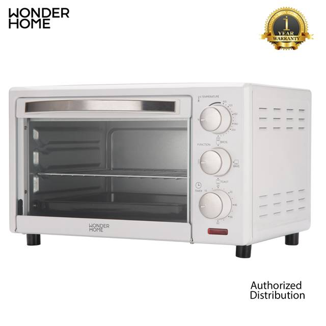 WONDER HOME Electric Oven 15 Liter 1200W (WH-O-15)