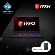 MSI GE75 Raider 10SFS ( RTX 2070 Super 8GB ) Gaming >>> (Promotion Gift: Gaming Head Set + Loot Box ( Small ))