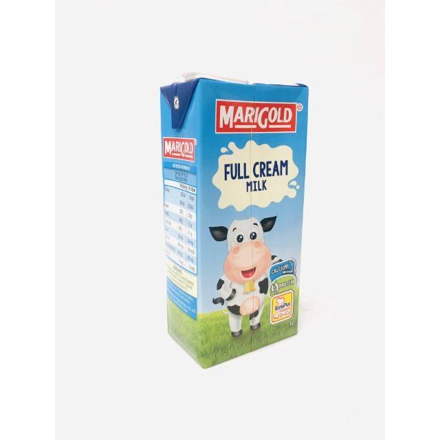 Marigold Uht Full Cream Milk 1Ltr