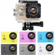 4K WIFI Action Sport Camera HD (30 Meter Waterproof)