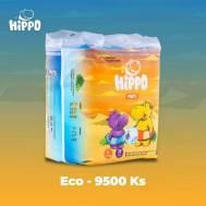 Hippo Diapers Eco Pants (L - 9-14 kg) 20pcs