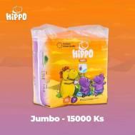 Hippo Diapers Jumbo Pants (XXL-15-26 Kg) 26pcs