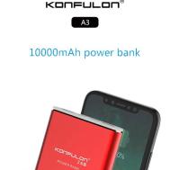 Konfulon 10000mAh Power Bank (A3)