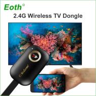 Mirascreen G9 Plus Wireless Display Dongle