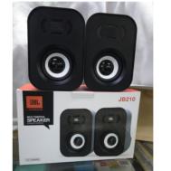 JBL JB210 Multimedia Speaker ( First Copy )