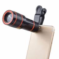 8X Optical Zoom Lens Mobile Phone Telescope Lens