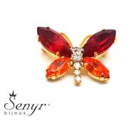 Senyr Brooch - No 8914 au